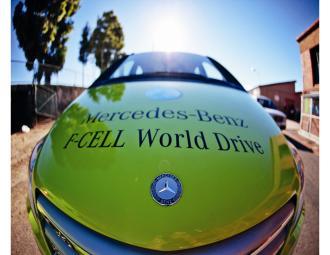 梅赛德斯-奔驰B-Class_F-CELL澳洲之旅 (24图)