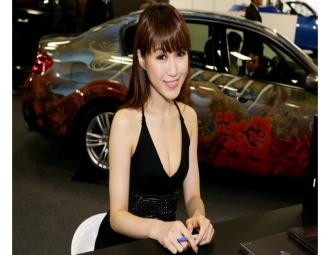 2011_Taipei_Automobile_台北新车大展_Show_Girl_气质美女篇 (12图)