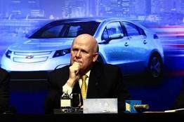 阿克森:拒绝用Volt电动车技术换中国市场