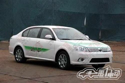 """基于朗逸打造 曝上海大众""""天越""""电动车"""